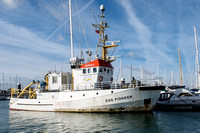 Survey Vessel EGS Pioneer