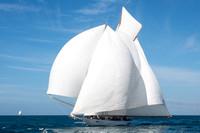 A Cloud of Sail